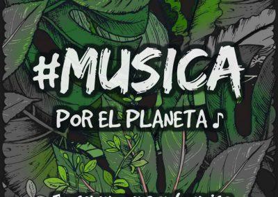 #MusicaPorElPlaneta