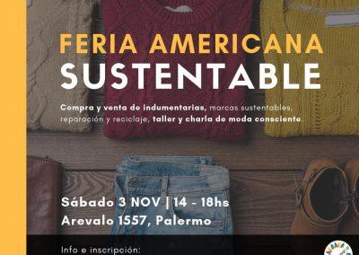 #FeriaAmericana