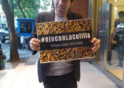 #OjoConLaColilla