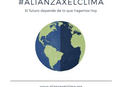 #AlianzaXelClima