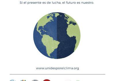 #UnidesPorElClima