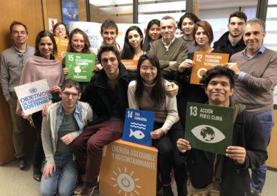 Reuniones en ONU