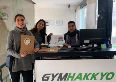 Gym Hakkyo